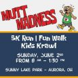 Participate in our 5K timed run, Fun Walk or new this year, Kids Krawl. This dog and kid friendly event takes place at beautiful Sunny Lake Park (885 E Mennonite Rd) in Aurora on Sunday, June 2nd from 8 am […]